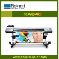 Quality Original RE640 Roland Eco Solvent Printer 1.6meter.Roland RA640 for sale