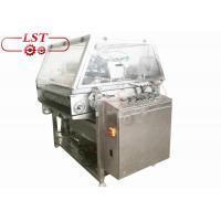Quality 100-200KG Capacity Chocolate Injection Machine CE Certification With Cooling Tunnel for sale