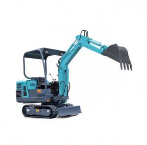 Quality Automatic Transmission 1.8 Ton Mini Crawler Excavator for sale