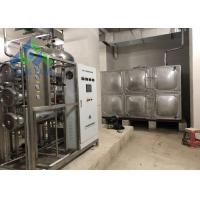 Quality Industrial RO Water Treatment Equipment / Small Scale Desalination Plant for sale
