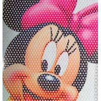 China One Way Vision Perforated Window Film Applying Cutting - Edge Graphics Technology on sale