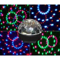 Quality Ray Music Magic Crystal Ball /led stage effect lights/hottest products in ktv bar room for sale