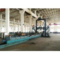 Quality Conical / Round Steel Monopole Tower , 50m ISO Listed Telecom Steel Tower for sale