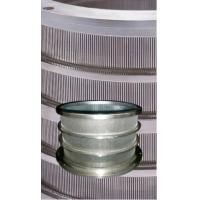 Quality stainless steel screen drum for paper  mill for sale