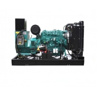Quality 50HZ 1500rpm 3 Phases 380V Standby Open Diesel Generator for sale