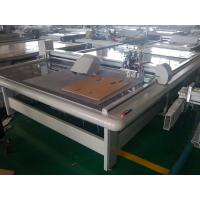 Quality Oscillating Drag Knife Paper Box Making Machine Drawing Creasing Cutting Servo Motor for sale