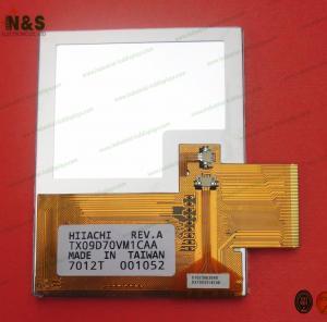 Quality TX09D70VM1CAA  HITACHI KOE LCD Display A-Si TFT-LCD 3.5 Inch 240×320 Long Lifespan for sale