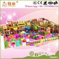 Quality Guangzhou Cowboy Factory Price Commercial Kids Indoor Playground Equipment for Sale for sale
