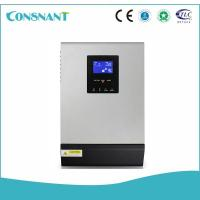 Quality Grid Hybrid 5kva Solar Inverter Pure Sine Wave , Parallel Multi - Functional Hybrid Pv Inverter for sale