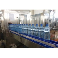 Quality Ce Sparkling Water Carbonated Drink Filling Machine Cylinder Feeding for sale