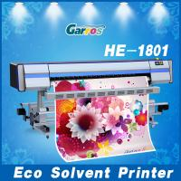 Quality 1.8m Garros sublimation paper roll printing machine for sale