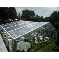 Quality Luxury Garden Transparent Marquee Tent for sale