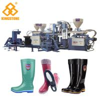 Buy Automatic Rotary Boot Making Machine For Rain Boots / 70-90 Pairs Per Hour at wholesale prices