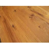 Quality stained natural oiled oak wood flooring for sale
