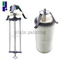 Quality Economic Cartridge Filter Element CAD Drawing Stainless Steel Rotary Wing for sale