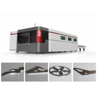 Best Durable Carbon Steel And Copper Fiber Laser Cutting Machine With High Powered wholesale