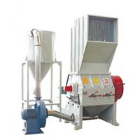 Quality Multifunctional Plastic Recycle Machine  Heavy Pipe Strong Crusher Single Shaft Design for sale