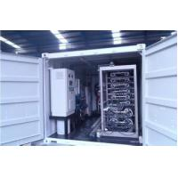 Quality MBR Wastewater Treatment Plant RO Water Purifier Plant with PLC Containerized for sale