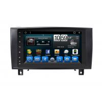 Quality 2 Din Radio Mercedes Central Multimedia GPS In Vehicle Navigation Benz SLK Class for sale