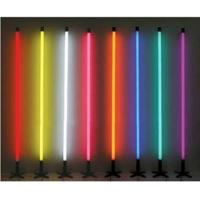 China Red / White / Green Fluorescent Tube Neon Lights For Home Decor CE / RoHS on sale