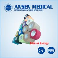 China China CE FDA Cotton Crepe Elastic Bandage for Horse Racing or Small Pads on sale