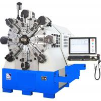 Quality Max Fourteen Axes 2.0mm - 6.0mm Cam - Less Spring Forming Machine for sale