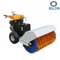 Quality 15HP Full  Hydraulic Snow Sweeper Machines With Loncin 422cc Engine for sale