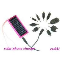 Quality Solar Charger (cws031) for sale