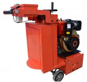 Quality 3-8 Mm Concrete Scarifier Machine Honda Gasoline Engine Asphalt Scraper Machine for sale