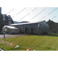 China Solid Aluminum Structures Wedding Party Tent In Garden 25 x 75m More Than 500 People on sale