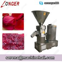 Quality Rose Hips Grinding Machine|Fruit Jam Making Machine|Tamariand Paste Grinder for sale