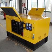 Quality 8kw to 25kw water cooled engine silent small generator for sale