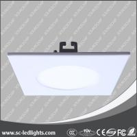 China 12w new design ultra thin round led panel light housing on sale