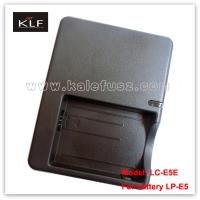 Buy cheap Digital camcorder charger LC-E5E for Canon battery LP-E5 from wholesalers