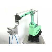 China 3 Axis 4axis Easy Programmable Robot Arm For Industrial for sale