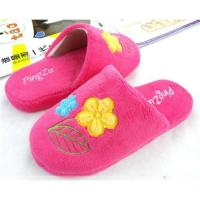 Plush slipper,indoor slipper,