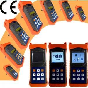 China Techwin Tw2000 Digital Handheld OTDR Sm 28/26dB 1310/1550nm Fiber Optical Testing Instruments Optical Instruments and Its Use on sale