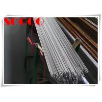 Quality 8×1.5mm Seamless Monel Alloy 400 Capillary Tube 1-29mm OD For Marine Processing for sale