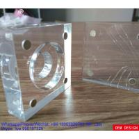 Best Mini Acrylic Coin Display Frames / Commemorative Coin Holder Stand wholesale