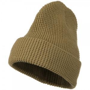 Buy cheap Poly Wool Beanie Cap Winter Knit Ski Solid Warm Plain Men Women Skull Cuff Caps from wholesalers