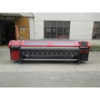 Best 3.2m Solvent Printer Ourdoor Flex Banner Printing Machine with 4/8 Konica Heads wholesale