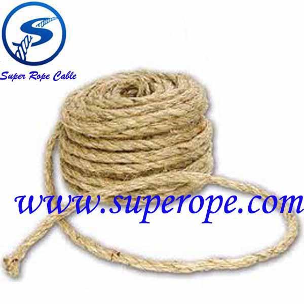 Manila Rope/Abaca Rope/Fiber Rope