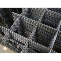 Quality 6x6 Galvanised Welded Wire Mesh Panels 10*10cm Mesh Opening Spraying Surface for sale