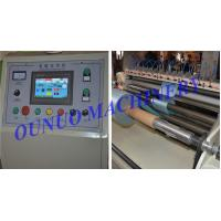 Quality auto High Precision Slitting and rewinding Machine for Plastic / paper roll for sale