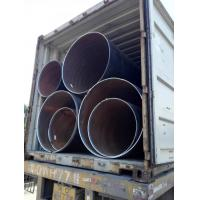 Quality EN 10216-3 A1 2004 Seamless Steel Pipe For Pressure Purposes for sale
