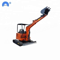 Quality Ride on mini hydraulic excavator with Japan motor for sale