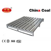 Best Logistics Equipment Warehouse storage heavy duty stacking galvanized steel metal pallet  wholesale