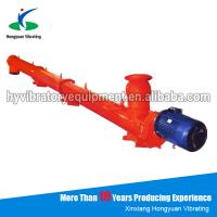 Quality Coal spiral screw conveyor price for sale