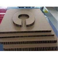 Buy cheap Honeycomb corrugated board knife v cutting machine from wholesalers