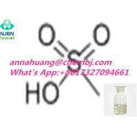China Nanjing Bangnuo 75-75-2 Active Pharma Ingredient 70% 99% Methanesulfonic acid ( MSA ) For sale on sale